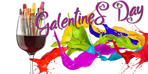 Galentine's Day - Paint & Unwind