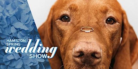 Hamilton Spring Wedding Show tickets