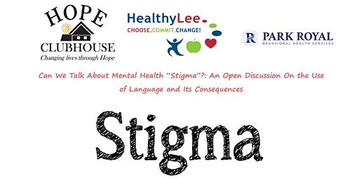 "Mental Health ""Stigma"": An Open Discussion On the Use of Language"