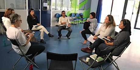 Formação em Terapia Comunitária Integrativa bilhetes