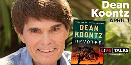 An Evening with Dean Koontz tickets
