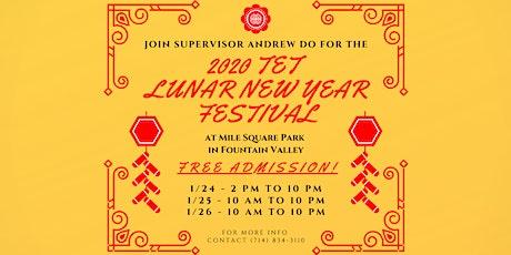 2020 Tet Lunar New Year Festival tickets