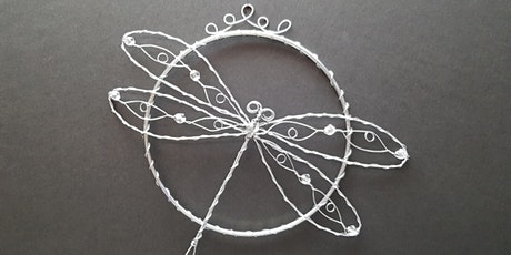 Welcome Spring -Wire Dragonfly Craft Night tickets