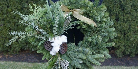 Deck the Halls with Boughs and Brews Wreath Workshop with Alice's  Table tickets