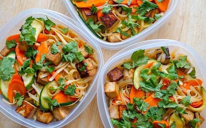 Workweek Lunch x Yondu Vegetarian Meal Prep Cooking Class image