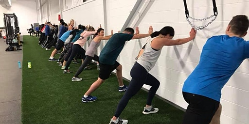 OttFreeFit Game Day 5 at CANAM Strength & Conditioning – the 2020 Workout