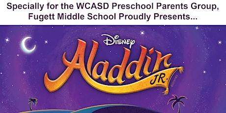 FMS presents Aladdin Jr. billets