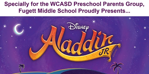 FMS presents Aladdin Jr.