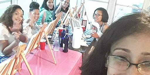 Sip And Paint With Luz