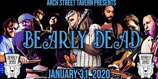 Bearly Dead at Arch Street Tavern