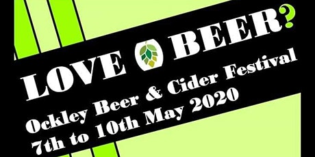 Ockley Beer and Cider Festival tickets