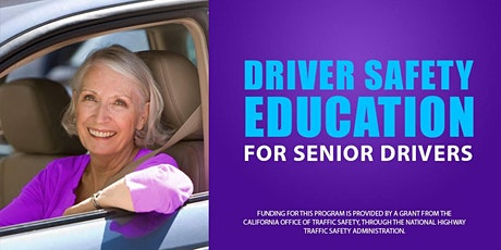 CHP Stay Focused, Stay Safe Senior Driver Class tickets
