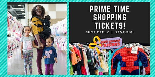 Just Between Friends West St. Louis County Spring 2020 Prime-Time Shopping Event