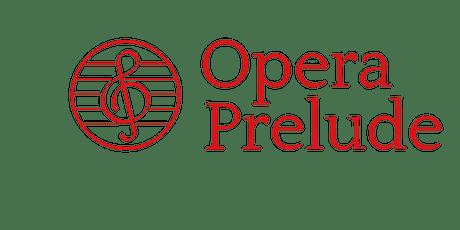 The 2020 Opera Prelude Prize, masterclass with mezzo soprano Della Jones tickets