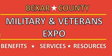 Bexar County Military & Veterans Expo tickets