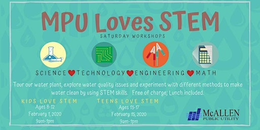 MPU Teens Love STEM Workshop