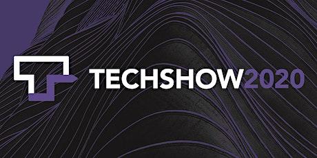 TECHSHOW 2020 V.I.P. Expo Hall Tour tickets