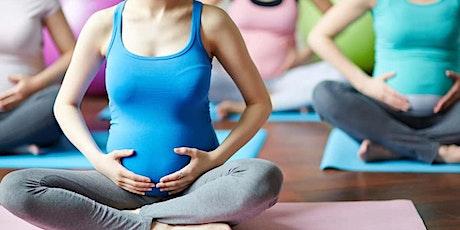 Prenatal Yoga Class tickets