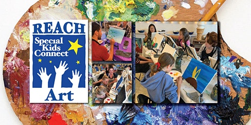 REACH  Art 2020- Fridays in Monterey (February 21 through March 13)