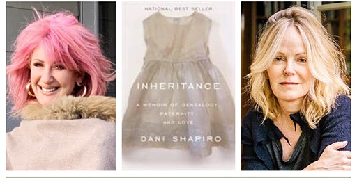 Jane Green in conversation with Dani Shapiro