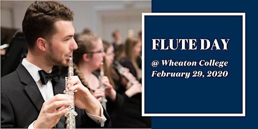 Flute Day at Wheaton College