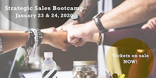 Sandler 2-Day Sales Workshop - January 23-24, 2020