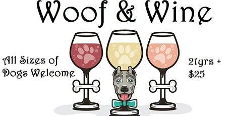 Chocolate & Wine Tasting w/ your Dog tickets