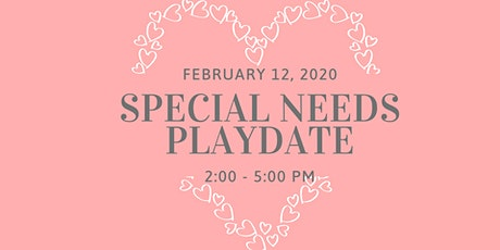 February Special Needs Playdate tickets