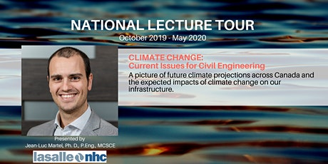 CSCE NLT: Climate Change: Current Issues for Civil Engineering tickets