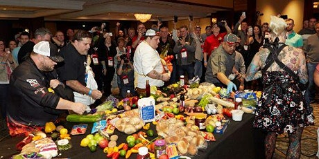 Culinary Fight Club - KY : NBBQA Street Food Showdown tickets