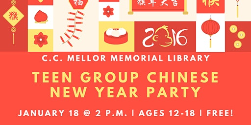 Teen Group - Chinese New Year Party