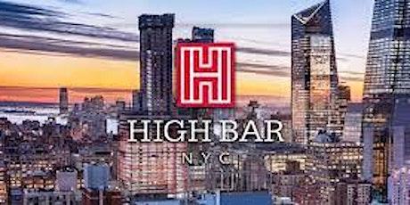 Highbar NYC Saturday Night General Admission tickets