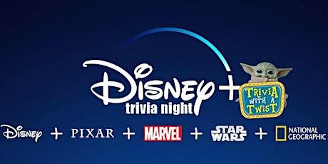 Disney Plus Trivia tickets