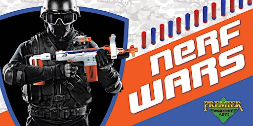 Parent Night Out Party! - NERF WAR