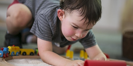 """""""I am Capable!"""" How to Make Practical Life Activities Real for Toddlers tickets"""