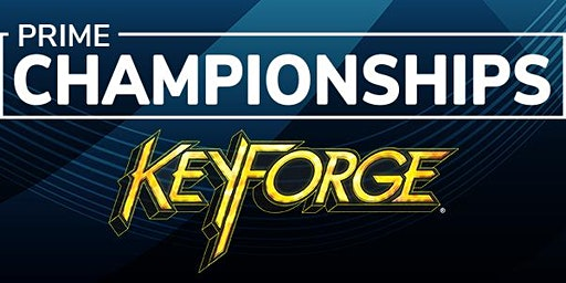 Keyforge Prime Championships