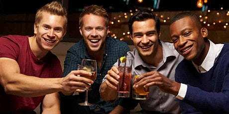 V-Day Singles Mixer For Gay Men (20s, 30s, 40s) tickets