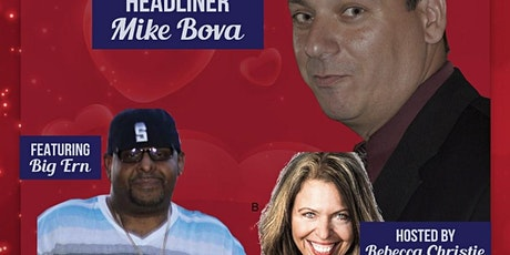 Valentine's Weekend Dinner and Comedy Show at Niagara Falls Hyatt tickets