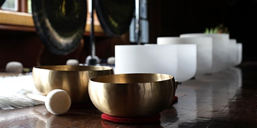 ~Classic Sound Bath~ Sound Healing With Crystal Bowls and Gongs | Berkeley
