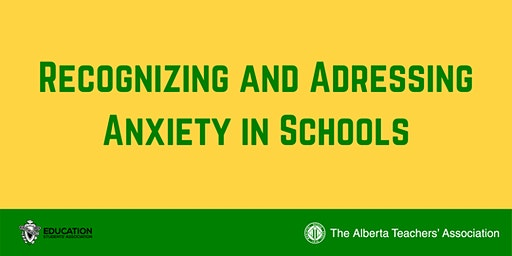 ED WEEK Recognizing and Addressing Anxiety in Schools