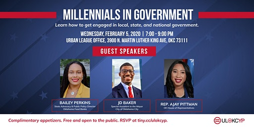 Millennials in Government Seminar
