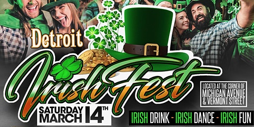 The Detroit Irish Fest
