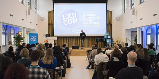 LXDCON 2020 - The 5th Annual Learning Experience Design Conference