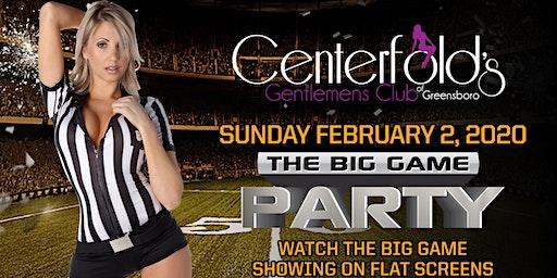 Championship Sunday at Centerfold's of Greensboro