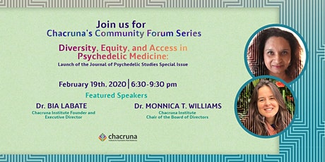 Diversity, Equity and Access in Psychedelic Medicine tickets