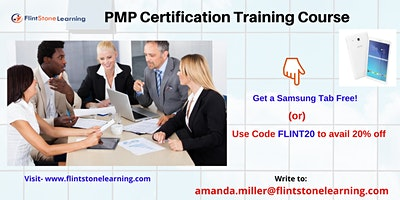 PMP Classroom Training in Rancho Mirage, CA