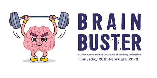 Brain Buster in Aid of Headway Oxfordshire