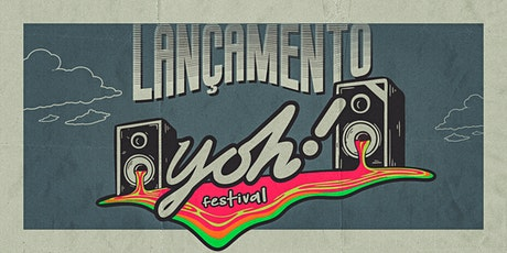 Lançamento Yoh! Festival ingressos