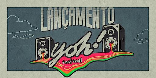 Lançamento Yoh! Festival