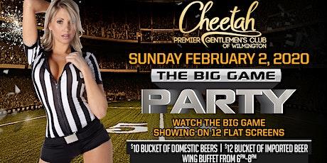 Championship Sunday at Cheetah Premier Gentlemen's Club tickets